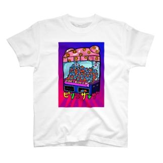 チャイナキャッチャー T-shirts