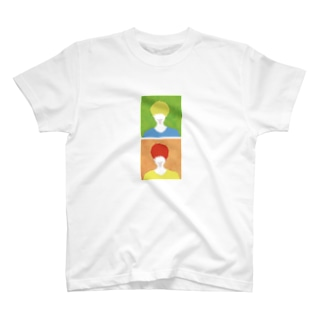 マッシュ(ハーフ) Tシャツ