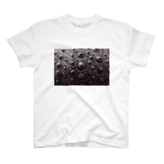 ウニ_20180825_0659' T-shirts