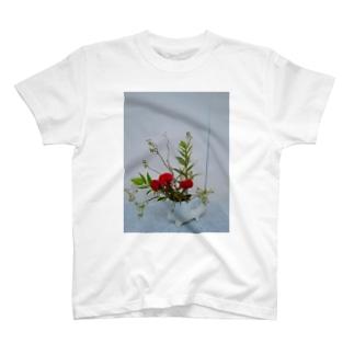 生け花 T-shirts