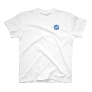 誰でも有名人 Tシャツ