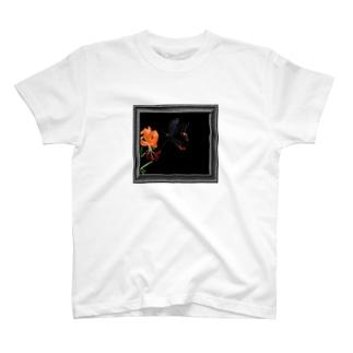 クロアゲハ T-shirts