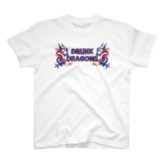 ドランク・ドラゴンズ T-shirts