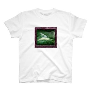 渓流 T-shirts