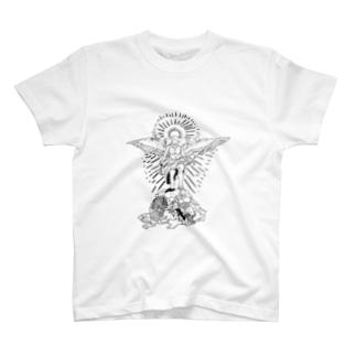 大天使の逆鱗 Tシャツ