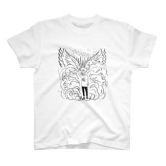 堕天使 Tシャツ