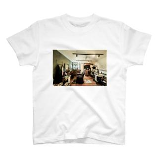 barberSii..  店内 T-shirts