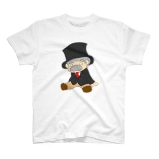 おじいちゃんT-シャツ T-shirts