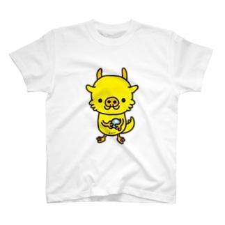 ちびりゅーぜんしんず T-shirts