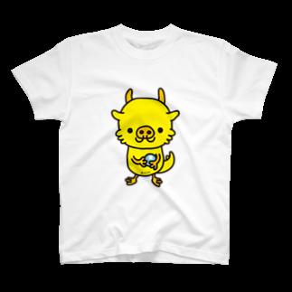 モチポイショップのちびりゅーぜんしんず T-shirts