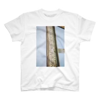 目盛り T-shirts