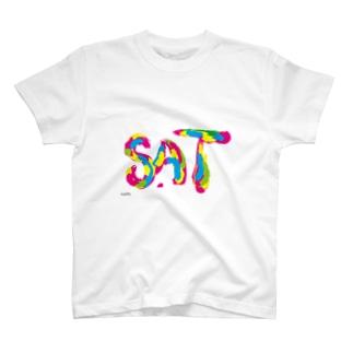 S.A.T T-shirts