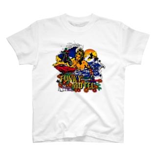 FUNKY MOTEL Tシャツ