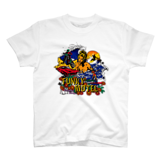 JOKERS FACTORYのFUNKY MOTEL T-shirts