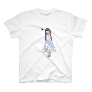 ミニ丸桜ちゃん T-shirts