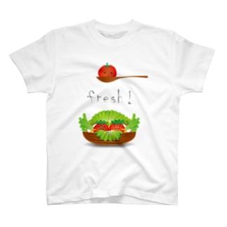 FRESH! Tシャツ