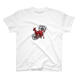 AIBO 其の弐 T-shirts