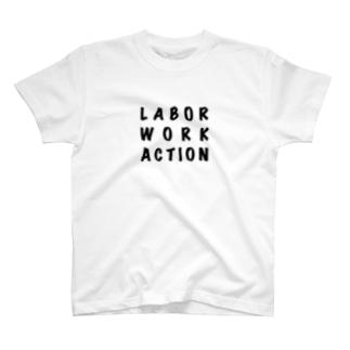 はたらく T-shirts