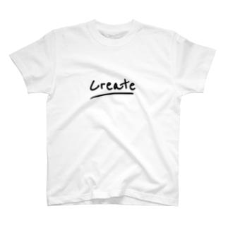クリエイター必須 T-shirts