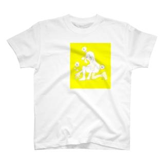 夏終わってた T-shirts
