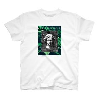 捕食し【販売終了】 T-shirts
