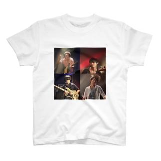 さるちゃんの手前味噌Tシャツ T-shirts