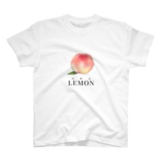 桃みかんレモン T-shirts
