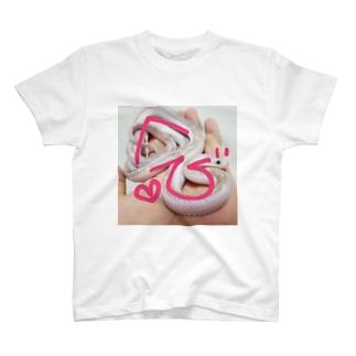 へびに見える(病気) T-shirts
