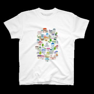 でざき工房の家 T-shirts