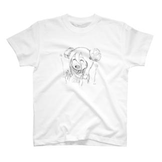 らくがきほい Tシャツ