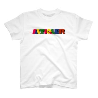 ANTIQUER  T-shirts