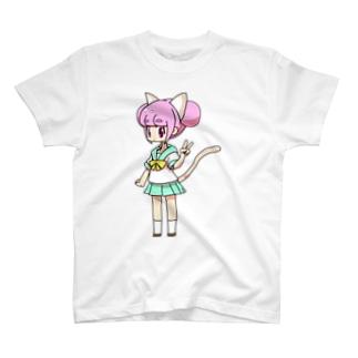 ncさんピース T-shirts