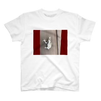 幸福の白ガエル日和 其の2 T-shirts