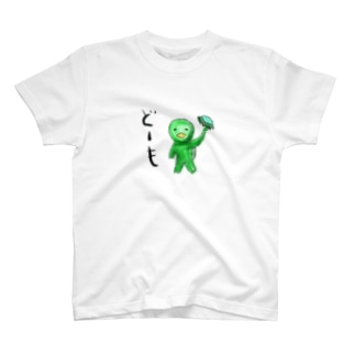 おんすいカッパ どーも T-shirts