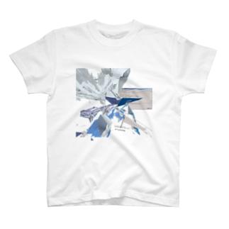 人工卵 T-shirts