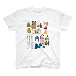 冬 T-shirts