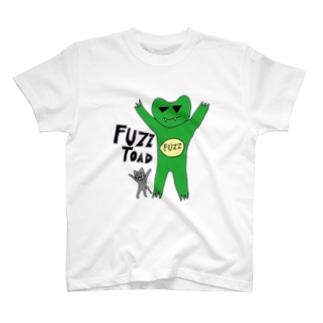 fuzzガエル2014 T-shirts