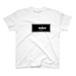 oder oo T-shirts