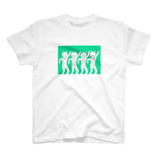 toomaの浦島坂田船 T-shirts