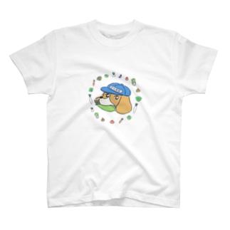 モロコシとビー T-shirts