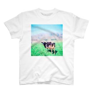 Mow T-shirts