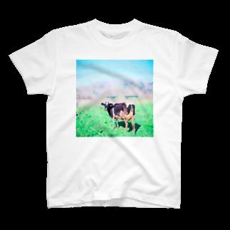 kaoru_andのMow T-shirts