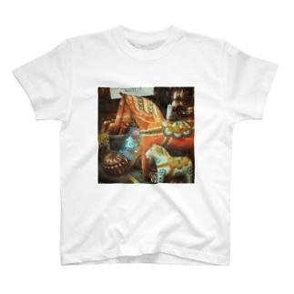 vintage Dalahast T-shirts