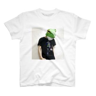 徳本かえる T-shirts