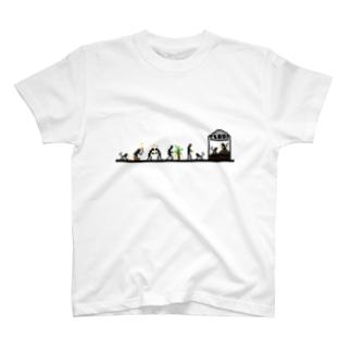 サルノシンカ T-shirts