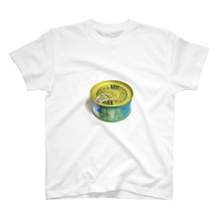 IT缶 T-shirts