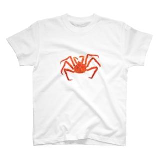 かにアイテム T-shirts