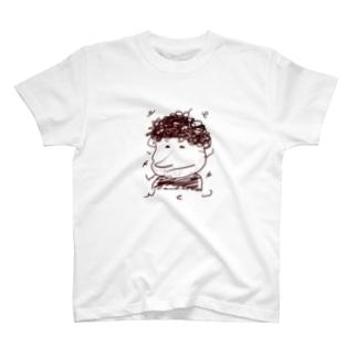 ぼくのパパ T-shirts