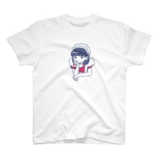 メイドさん T-shirts