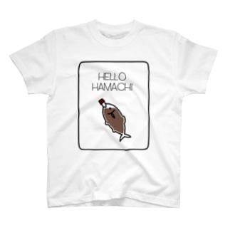 はろーはまち T-shirts